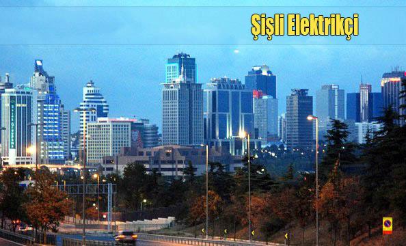 Şişli İstanbul Elektrikcin