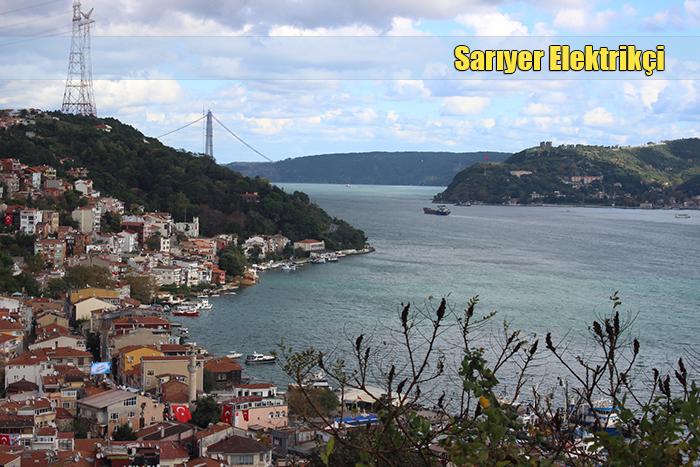 Sarıyer İstanbul Elektrikcin
